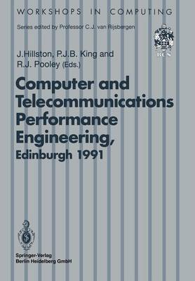 7th UK Computer and Telecommunications Performance Engineering Workshop: Edinburgh, 22-23 July 1991 - Workshops in Computing (Paperback)