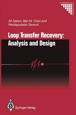 Loop Transfer Recovery: Analysis and Design - Communications and Control Engineering (Hardback)