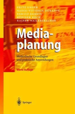 Mediaplanung: Methodische Grundlagen Und Praktische Anwendungen (Hardback)