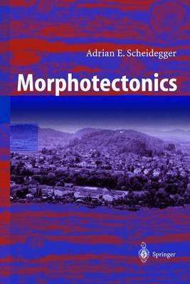 Morphotectonics (Hardback)