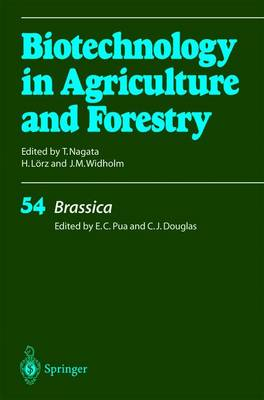Brassica - Biotechnology in Agriculture and Forestry 54 (Hardback)