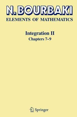 Integration II: Chapters 7-9 (Hardback)