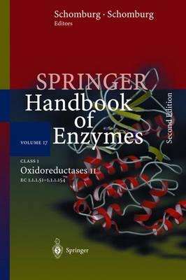 Class 1 Oxidoreductases II: EC 1.1.1.51 - 1.1.1.154 - Springer Handbook of Enzymes 17 (Hardback)