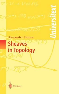 Sheaves in Topology - Universitext (Paperback)