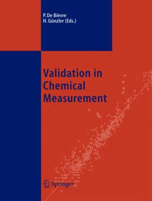 Validation in Chemical Measurement (Hardback)
