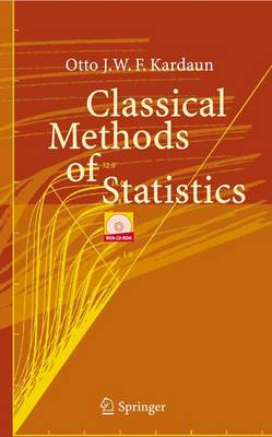 Classical Methods of Statistics: With Applications in Fusion-Oriented Plasma Physics (Hardback)