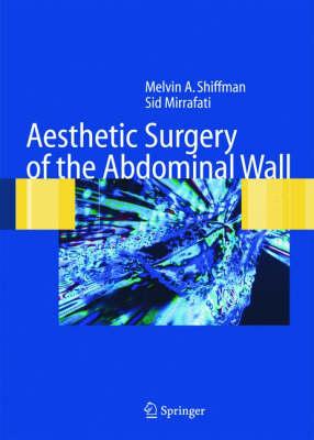 Aesthetic Surgery of the Abdominal Wall (Hardback)