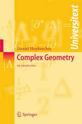 Complex Geometry: An Introduction - Universitext (Paperback)