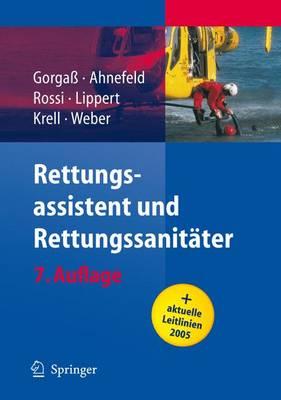 Rettungsassistent Und Rettungssanitater (Book)