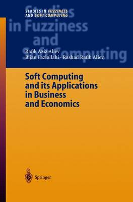 Soft Computing and its Applications in Business and Economics - Studies in Fuzziness and Soft Computing 157 (Hardback)
