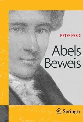 Abels Beweis (Hardback)