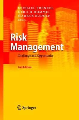 Risk Management: Challenge and Opportunity (Hardback)