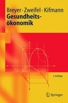 Gesundheitsokonomik (Paperback)