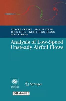 Analysis of Low-Speed Unsteady Airfoil Flows