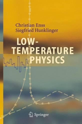 Low-Temperature Physics (Hardback)