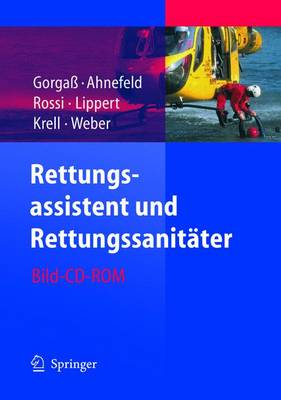 Rettungsassistent Und Rettungssanitater (CD-ROM)