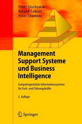 Management Support Systeme Und Business Intelligence: Computergestutzte Informationssysteme Fur Fach- Und Fuhrungskrafte (Paperback)