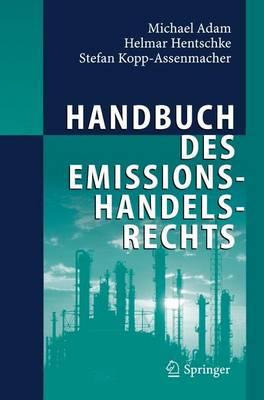 Handbuch DES Emissionshandelsrechts (Hardback)