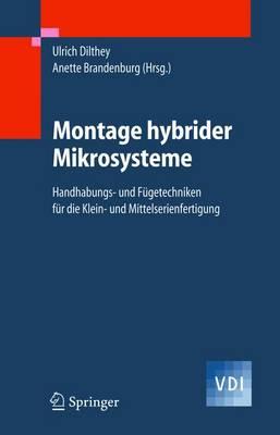 Montage Hybrider Mikrosysteme: Handhabungs- Und Fugetechniken Fur Die Klein- Und Mittelserienfertigung (Hardback)