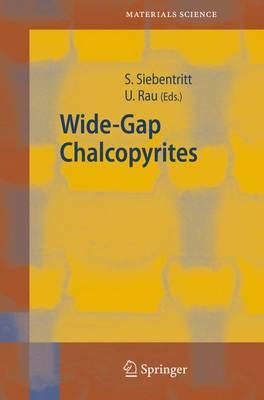 Wide-Gap Chalcopyrites - Springer Series in Materials Science 86 (Hardback)