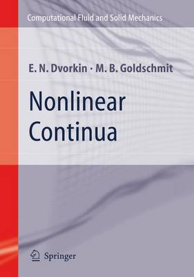 Nonlinear Continua - Computational Fluid and Solid Mechanics (Hardback)