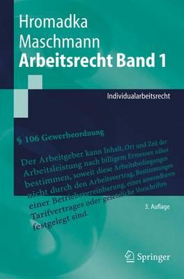 Arbeitsrecht Band 1: Individualarbeitsrecht (Paperback)