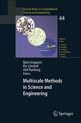 Multiscale Methods in Science and Engineering - Lecture Notes in Computational Science and Engineering 44 (Paperback)