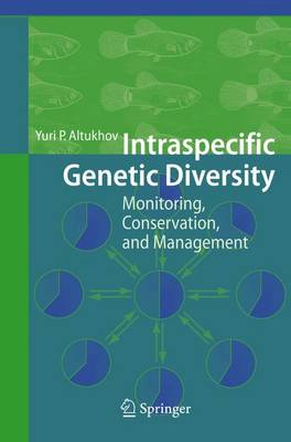 Intraspecific Genetic Diversity: Monitoring, Conservation, and Management (Hardback)