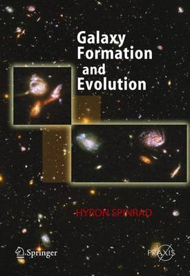 Galaxy Formation and Evolution - Astronomy and Planetary Sciences (Hardback)