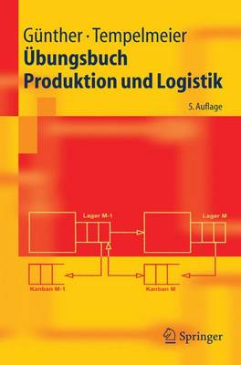 Ubungsbuch Produktion Und Logistik (Paperback)