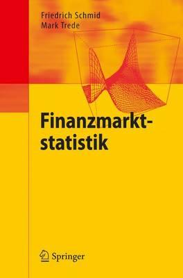 Finanzmarktstatistik (Paperback)