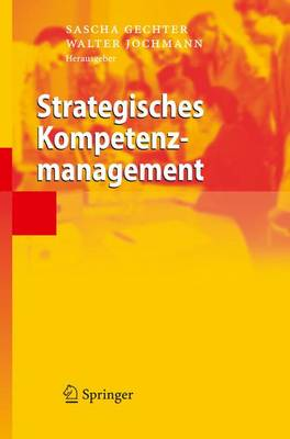 Strategisches Kompetenzmanagement (Hardback)