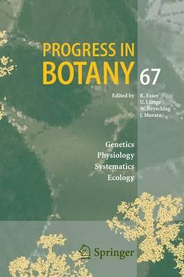 Progress in Botany 67 - Progress in Botany 67 (Hardback)