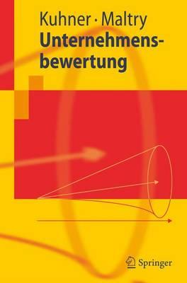 Unternehmensbewertung (Paperback)