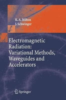 Electromagnetic Radiation: Variational Methods, Waveguides and Accelerators (Paperback)