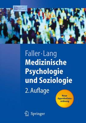 Medizinische Psychologie Und Soziologie (Paperback)