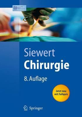 Chirurgie: MIT Integriertem Fallquiz - 40 Falle Nach Neuer Ao (Book)