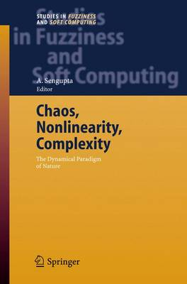 Chaos, Nonlinearity and Complexity: The Dynamical Paradigm of Nature - Studies in Fuzziness and Soft Computing v. 206 (Hardback)