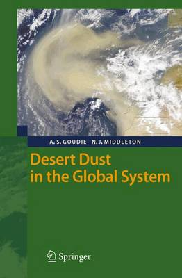 Desert Dust in the Global System (Hardback)