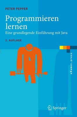 Programmieren Lernen: Eine Grundlegende Einfuhrung MIT Java (Paperback)