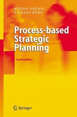 Process-based Strategic Planning (Hardback)