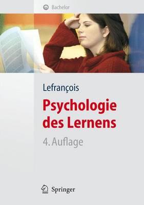 Psychologie Des Lernens - Springer-Lehrbuch (Paperback)