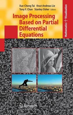 Image Processing Based on Partial Differential Equations: Proceedings of the International Conference on PDE-Based Image Processing and Related Inverse Problems, CMA, Oslo, August 8-12, 2005 - Mathematics and Visualization (Hardback)