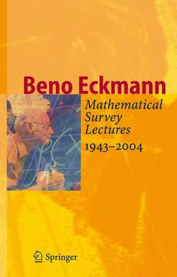 Mathematical Survey Lectures 1943-2004 (Hardback)