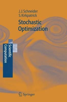 Stochastic Optimization - Scientific Computation (Hardback)