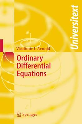 Ordinary Differential Equations - Universitext (Paperback)