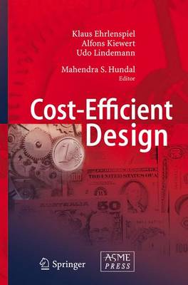 Cost-Efficient Design (Hardback)
