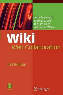 Wiki: Web Collaboration (Paperback)