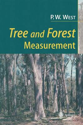 Tree and Forest Measurement (Paperback)