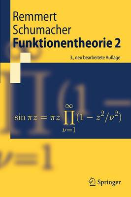 Funktionentheorie 2 (Paperback)